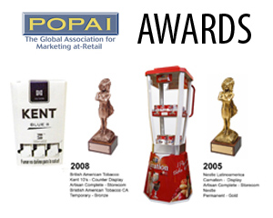 POP Display Awards