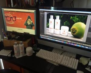 Rafe Lugo Hair Care | Branding