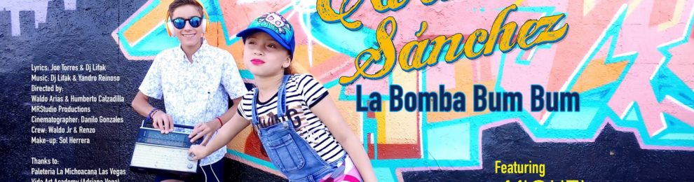 La Bomba Music Video